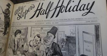 Ally Sloper's Half Holiday